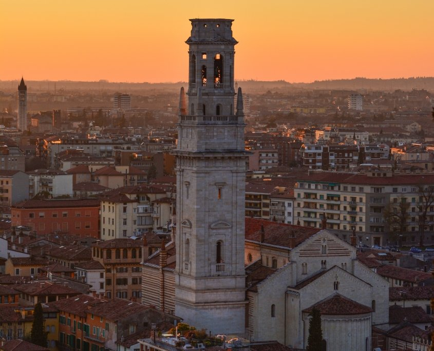 Duomo da dietro